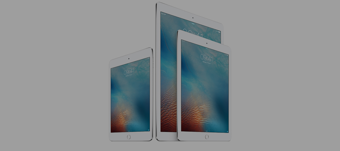 Apple iPad Repairs