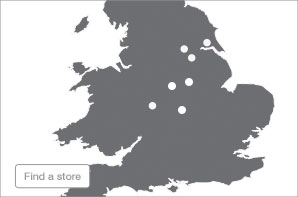 KRCS Store Locations