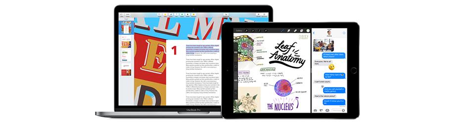 Accessibility Mac and iPad
