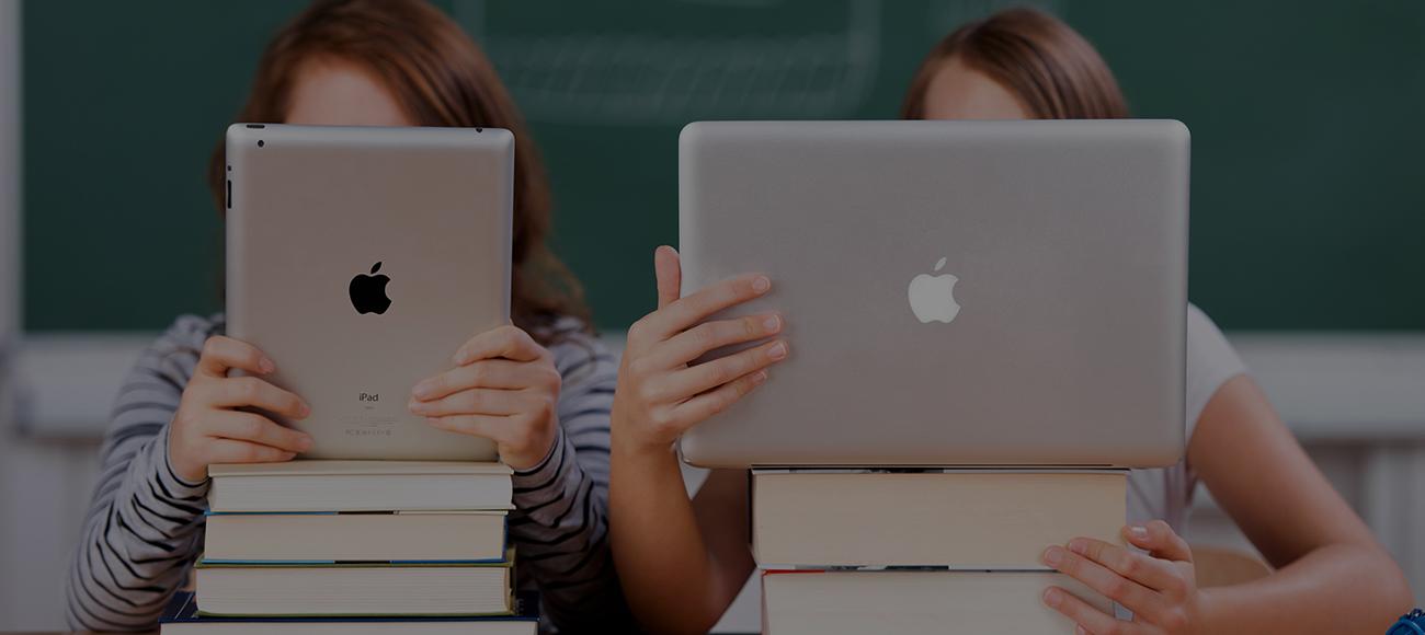 Apple Education Financing & Insurance for UK schools