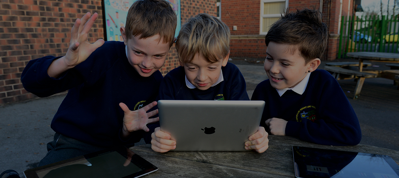FirstClass iPad
