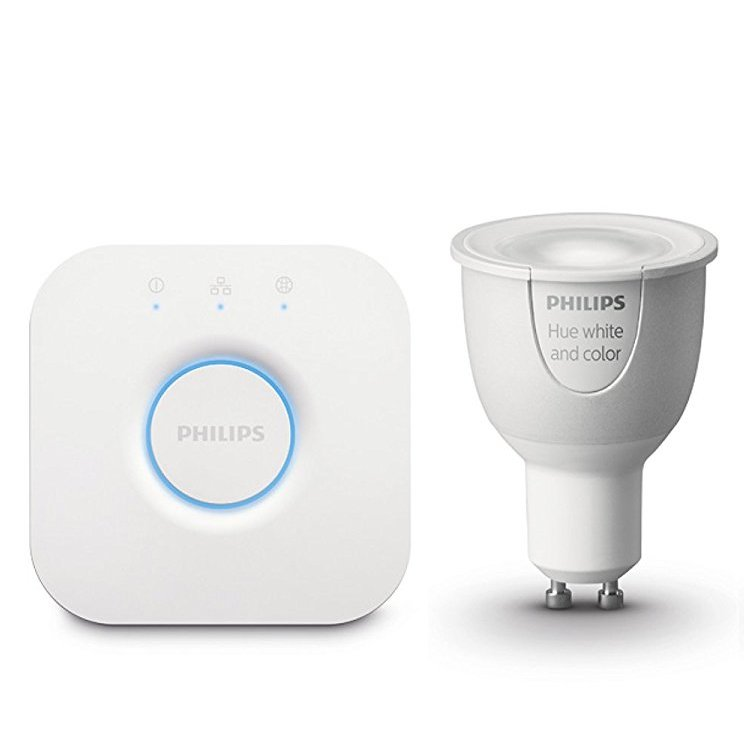 Hue White & Colour Ambience Starter Kit UK GU10 v3