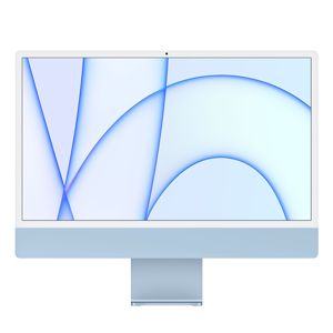 NEW iMac 24-inch with M1 Chip and 7-core GPU, 8-core CPU