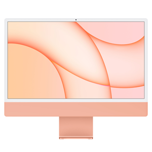 NEW iMac 24-inch with M1 Chip and 8-core GPU, 8-core CPU