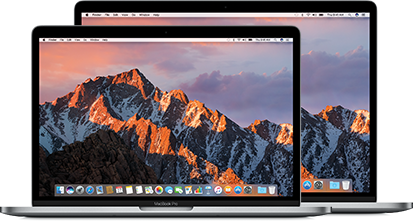 MacBook Pro with TouchBar and TouchID
