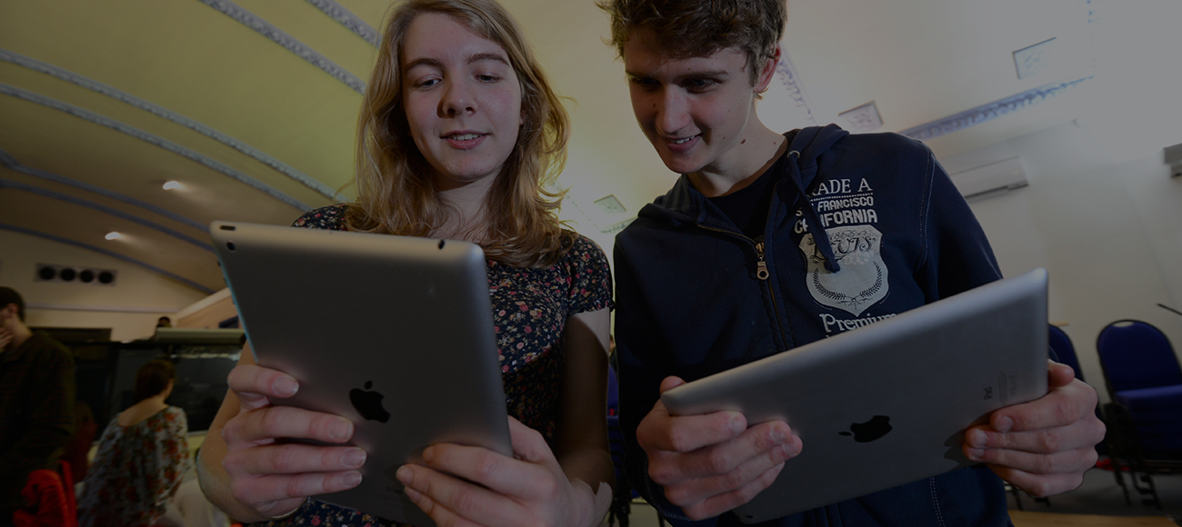 Nexus ICA is the first higher education institution in the UK to have implemented a college-wide one-to-one iPad rollout